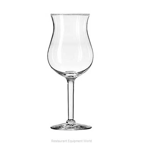 Libbey 8413 Glass Wine (Magnified)