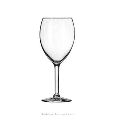 Libbey 8416 Glass (Magnified)