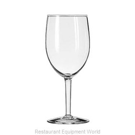 Libbey 8456 Glass, Goblet