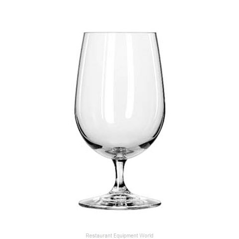 Libbey 8513SR Water Goblet (Magnified)
