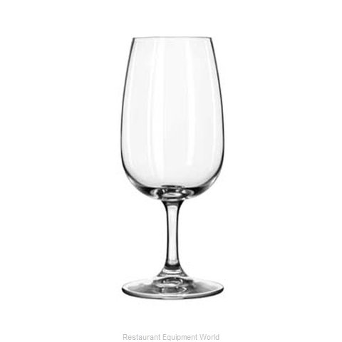 Libbey 8551 Glass Wine (Magnified)