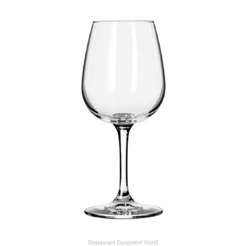 Libbey 8552 Glass Wine (Magnified)