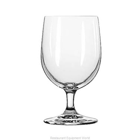 Libbey 8556SR Glass, Goblet (Magnified)