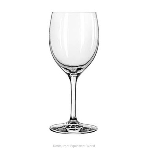 Libbey 8565SR Glass, Wine (Magnified)