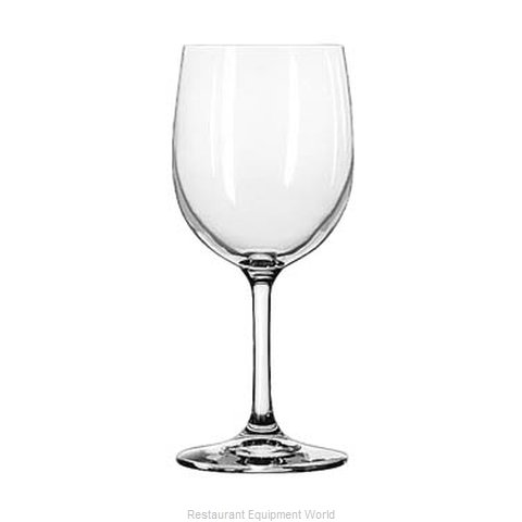 Libbey 8573SR White Wine Glass (Magnified)