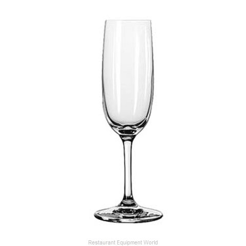 Libbey 8595SR Glass Champagne (Magnified)
