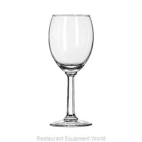 Libbey 8764 Glass, Wine