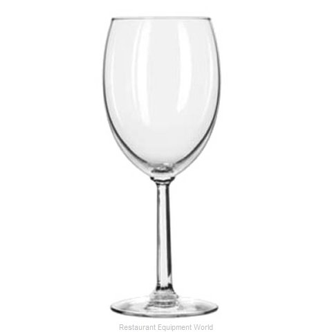 Libbey 8768 Glass Wine (Magnified)