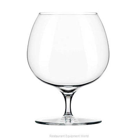 Libbey 9132 Glass, Brandy / Cognac (Magnified)