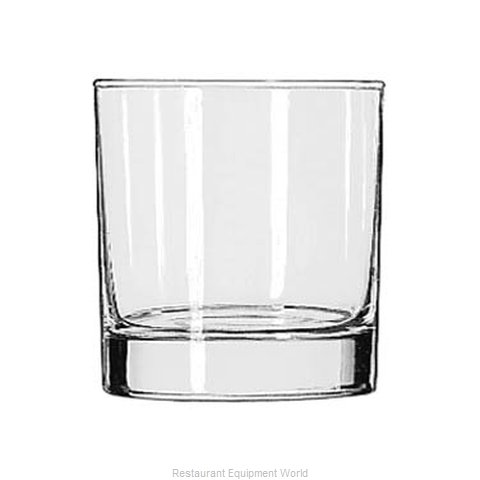 Libbey 916CD Rocks Glass (Magnified)