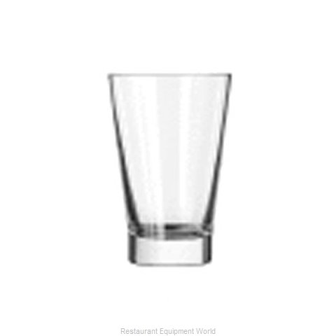 Libbey 920437 Glass Hi Ball (Magnified)