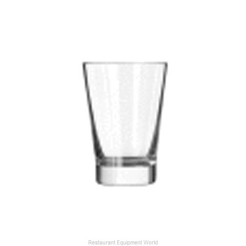 Libbey 920444 Glass Hi Ball (Magnified)