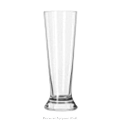 Libbey 924169 Pilsner Beer Glass (Magnified)