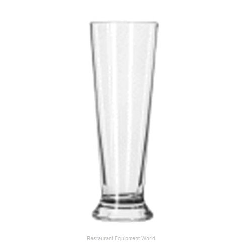 Libbey 924176 Pilsner Beer Glass (Magnified)