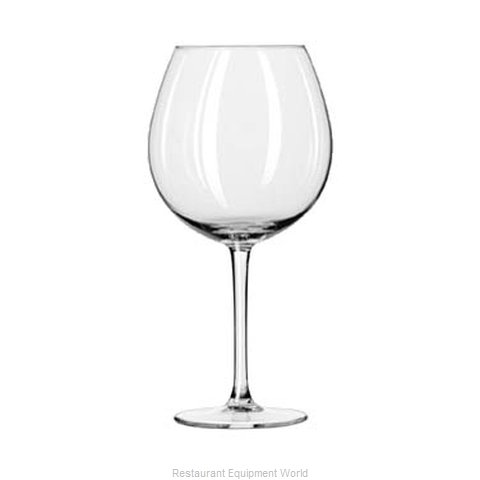 Libbey 9401RL Glass, Wine (Magnified)