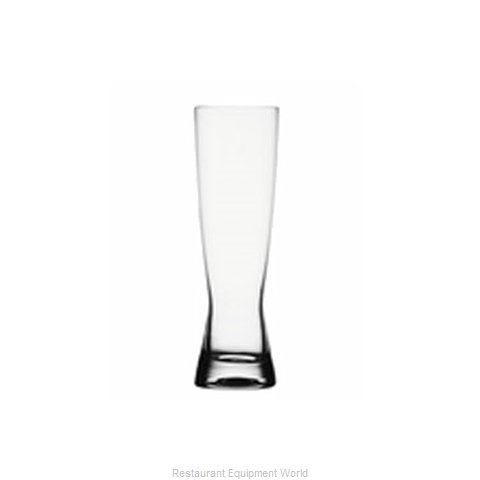Libbey 952 00 55 Pilsner Beer Glass (Magnified)