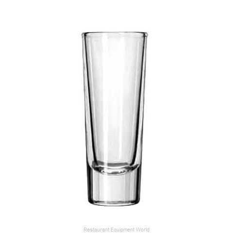 Libbey 9562269 Glass, Shot / Whiskey (Magnified)