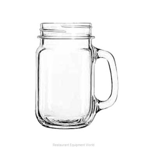 Libbey 97084 Drinking jar (Magnified)