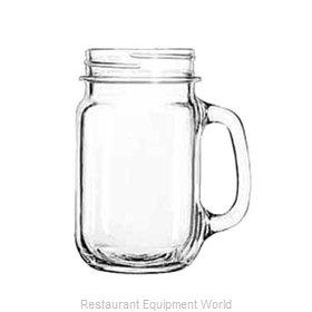 Libbey 97084 Glass, Mason Jar