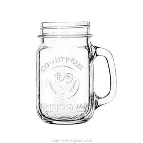 Libbey 97085 Drinking jar (Magnified)