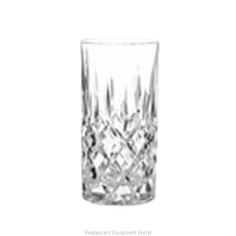 Libbey N91703 Glass, Hi Ball (Magnified)