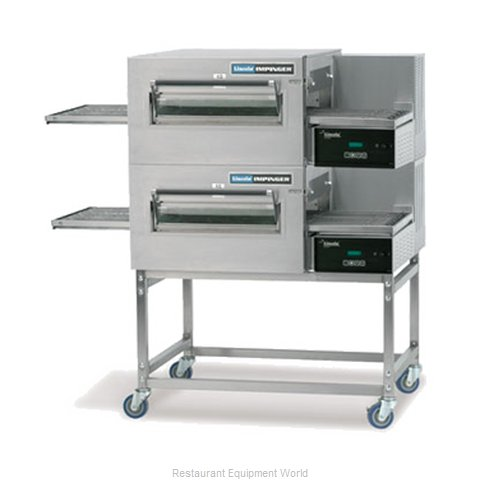 Lincoln 1180-2G Conveyor Oven Gas (Magnified)