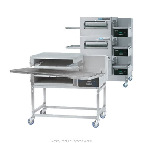 Lincoln 1180-3G Conveyor Oven Gas (Magnified)