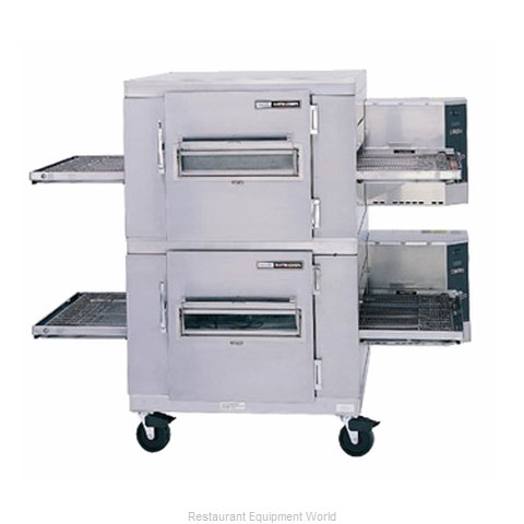 Lincoln 1400-FB2G Oven, Gas, Conveyor