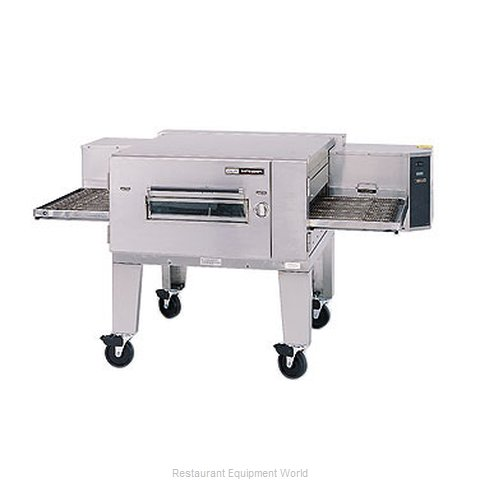 Lincoln 1600-000-U Conveyor Oven Gas (Magnified)