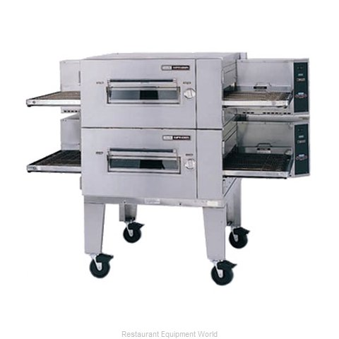 Lincoln 1600-FB2G Oven, Gas, Conveyor