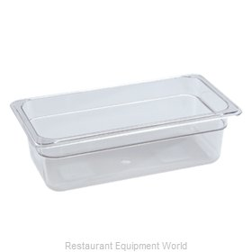 Libertyware 2134 Food Pan, Plastic