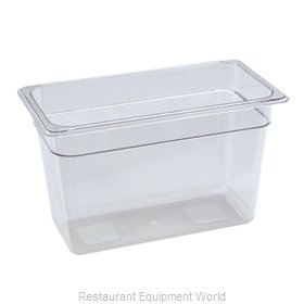 Libertyware 2138 Food Pan, Plastic