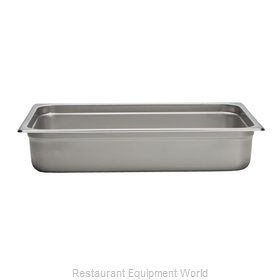Libertyware 5004 Steam Table Pan, Stainless Steel