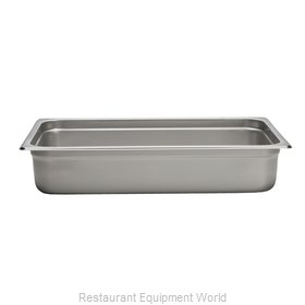 Libertyware 9004 Steam Table Pan, Stainless Steel
