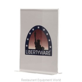 Libertyware ACH57 Menu Card Holder / Number Stand