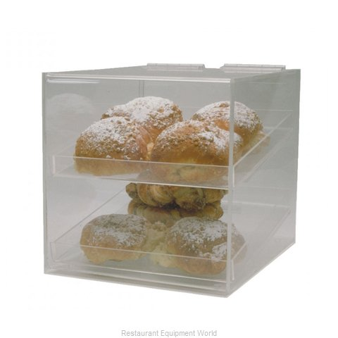 Libertyware APD2911 Display Case, Pastry, Countertop (Clear)