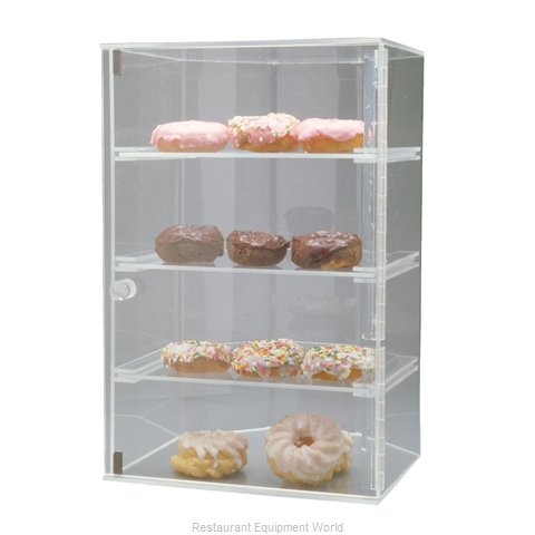 Libertyware APD411 Display Case, Pastry, Countertop (Clear)