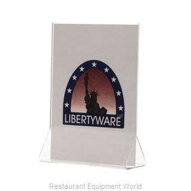 Libertyware ASCH57 Menu Card Holder / Number Stand