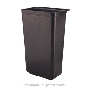 Libertyware BCRB Trash Receptacle, for Bus Cart