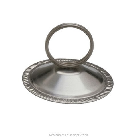 Libertyware CH-RING Menu Card Holder / Number Stand