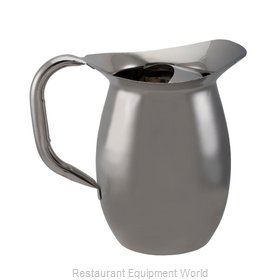 Libertyware DSBP2-G Pitcher, Stainless Steel
