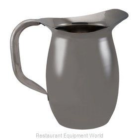 Libertyware DSBP2 Pitcher, Stainless Steel