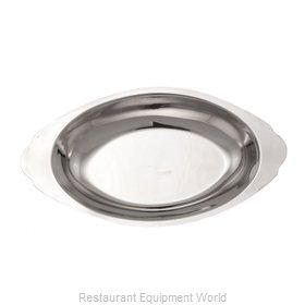 Libertyware OAG08 Au Gratin Dish, Metal