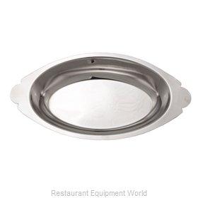 Libertyware OAG20 Au Gratin Dish, Metal