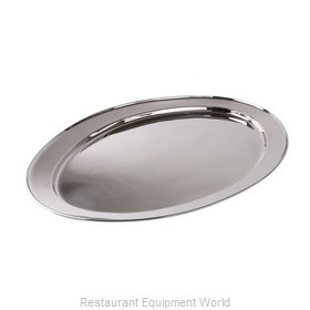 Libertyware SOP26 Platter, Stainless Steel