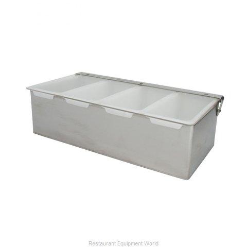 Libertyware SSCH4 Bar Condiment Server, Countertop