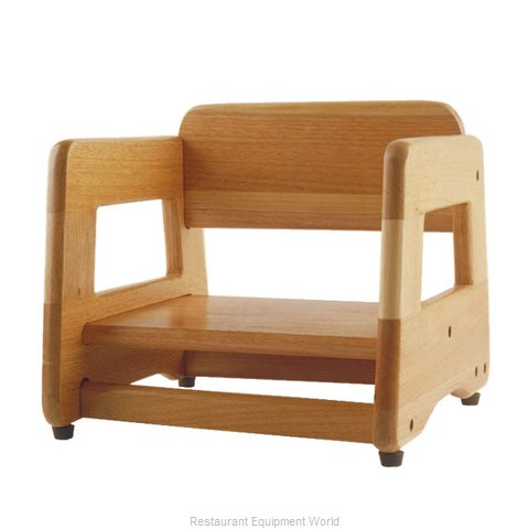 Libertyware WBCFAN Booster Child Youth Chair Wood