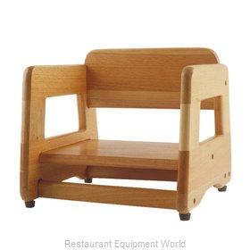 Libertyware WBCKDN Booster Seat, Wood