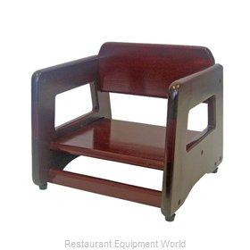 Libertyware WBCKDR Booster Seat, Wood