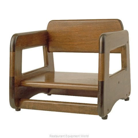 Libertyware WBCKDW Booster Child Youth Chair Wood